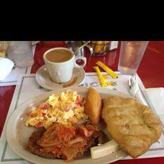 Nada como el desayuno panameño