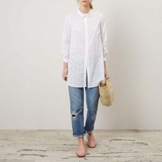 White New Holly Shirt
