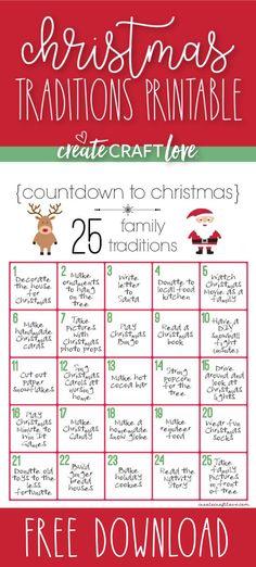 Christmas Joke Cards FREE Printable! Happy Home Fairy