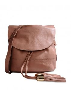 See by Chloé Vicki Leather Crossbody Bag
