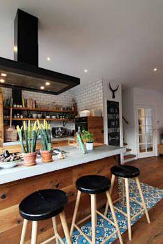 Cozinhas modernas por Diego Alonso designs