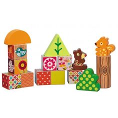 Cubes Woodours 35 €