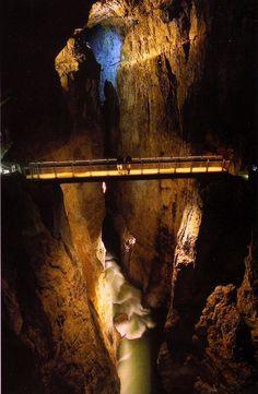 Škocjan Caves   HOME SWEET WORLD