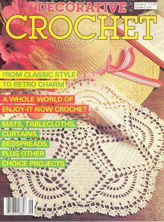 Decorative Crochet Magazines 6 - Gitte Andersen - Picasa Web Albums