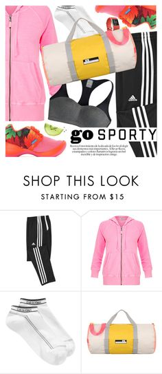 """Go Sporty"" by regettacanoe ❤ liked on Polyvore featuring Splendid, Calvin Klein, Under Armour, StellaSport, polyvoreeditorial and polyvoreset"