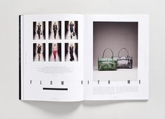 MagSpreads - Magazine Layout Design and Editorial Inspiration: Poster Magazine - Toko Design