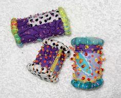 Creaworx: Fabric beads class