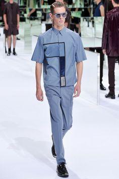 Dior Homme Menswear Spring Summer 2014