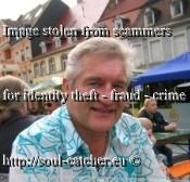 FAKE-ACCOUNTS WITH STOLEN IMAGES FROM UWE HUBERTUS KNOEDLSEDER PART V – soul-catcher.eu Jeff Anderson, You Better Stop, Stolen Image, Military Man, Online Dating, Investigations, Catcher, Accounting, No Response