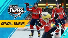 Watch: You Can Play as Mascots in NHL Threes in NHL 18 - http://www.sportsgamersonline.com/mascots-nhl-threes-nhl-18/