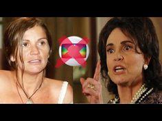 Ex-global detona emissora, Regina Duarte e Luana Piovanni em rede social