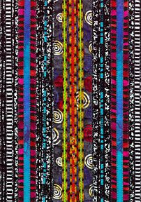 David Walker - Quilts: Art is Order Series