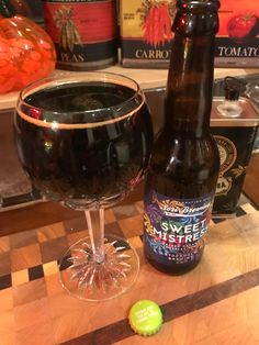 Sori Brewing Sweet Mistress Salted Caramel Imperial Stout
