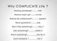 de-complicate