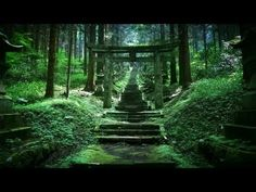 上色見熊野座神社|神秘的すぎる!まるで別世界への入り口のようなパワースポット