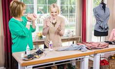 Home & Family - Tips & Products - Jessie Jane's DIY Sweater Bling | Hallmark Channel