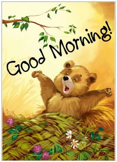 Good Morning! Have a Terrific, Thankful Tuesday!