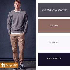 Colores neutros, combinables y muy estéticos. Se adaptan a diversas situaciones: casual o formal.   #PrendeteAlColor