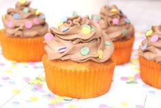 El pato de chocolate: Orangette cupcakes