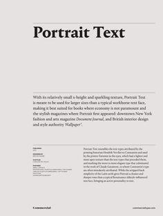 Portrait text family 1 600 xxx