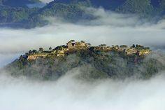 まるで天空の城?年間43万人が訪れる、兵庫県にある竹田城跡がすてきすぎると話題 - Yahoo! BEAUTY