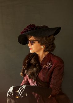 Goodwood Revival 2013: The 20 best womens outfits | We Heart Vintage blog: retro fashion, cinema and photography