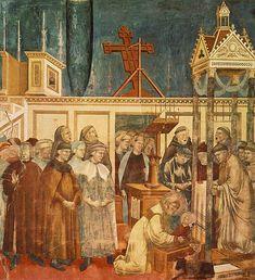 The origins of the nativity scene  San Francesco-1223
