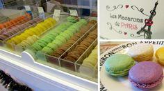 Les macarons de París http://www.guiaoleo.com.ar/restaurantes/Les-macarons-de-Paris-11698