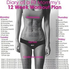 Diary of a Fit Mommy \u00bb Burn 1,000 Calories With This At-Home Workout #weightlosstips