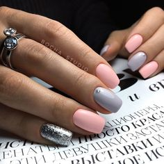 98 beautiful and amazing nail art for summer page 41 diva nails 98 - Diva Nails Manicure Nail Designs, Nail Manicure, Cute Nails, Pretty Nails, Hair And Nails, My Nails, Diva Nails, Short Nails Art, Nagel Gel