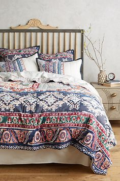 Anthropologie EU Risa Quilt