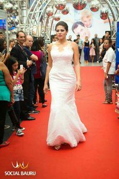 #FeiraDeNoivas #BoulevardShoppingNacoes #Bauru #Wedding #Bride #Bridal #Dress #FlaviaMurta #JeterMichelline #JM