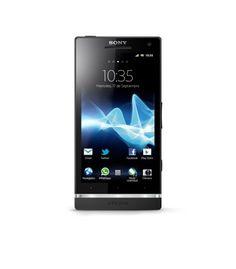Gana un smartphone Sony Xperia S