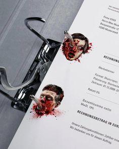 Carta Intestata Horror