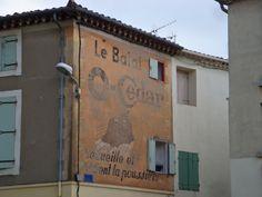 murs publicitaires peints - archéologie du futur / archéologie du quotidien