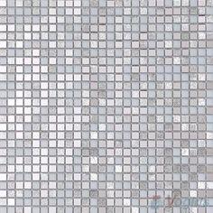 Silvero 10x10mm Mini Cut Mirror Glass Mosaic VG-MRJ96 - Voglus Mosaic