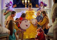 New magic in the making at Walt Disney World Resort #NewFantasyland