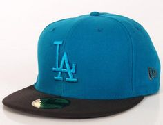 Custom NEW ERA x MLB「Los Angeles Dodgers」59Fifty Fitted Baseball Cap Fitted  Baseball 87a2f83b0