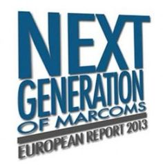 Next Generation of Marcoms - 2013 - Within 10 years, marketing landscape will be 'dominated' by Content Marketing and 'PR Thinking'