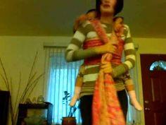 Modern Babywearing: Great tutorial for double hammock with a xena finish Double Hammock, Babywearing, Hammocks, It Is Finished, Tutorials, Modern, Baby Slings, Hammock, Toddler Dress