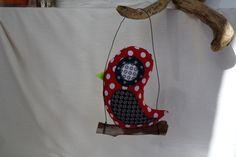 PETITS OISEAUX  - décoration pour enfants - JOMUNI CREATIONS - Fait Maison