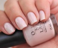 classy and elegant Chanel Ballerina by OPI