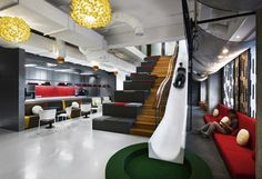 Fun-Filled Jakarta Advertising Agency Offices (8)
