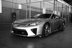 Lexus LFA. With a base price of $375000, you can expect nothing less than an awesome driving experience.