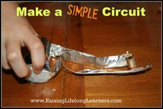 Make a Simple Circuit.