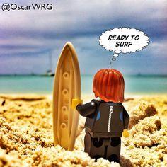 #LEGO #ReadyToSurf #Surf #Surfer #LEGOcity @LEGO
