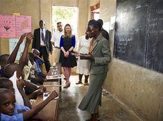 'Building Tomorrow' - one school at a time in Uganda (Photo: Barbara Kinney)