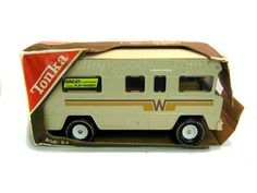 Vintage Tonka Mighty Winnebago Camper in box . 1970s Childhood, My Childhood Memories, Tonka Toys, Family Research, Toy Trucks, Retro Toys, Diecast Models, Classic Toys, Old Toys