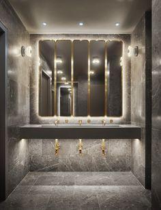hier vind ik de stijl erg mooi omdat het er erg luxe en chic uitziet en daar houdt ik erg veel van in mijn interieur