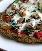 Grain Free Pizza - 5 different crust recipes!